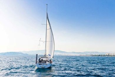 Hire sailboat Oceanis 41 in Mykonos - Cyclades Islands