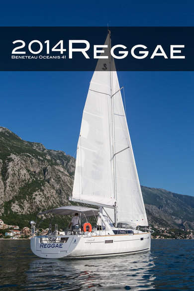 Hire sailboat Oceanis 41 in Tivat city - Tivat