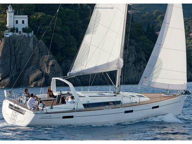 Charter sailboat Oceanis 45 (3 cabins) in Tivat city - Tivat