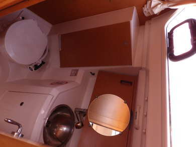 Hire sailboat Sun Odyssey 36i in Corfu - Ionian Islands