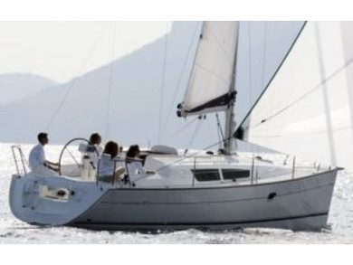 Charter sailboat Sun Odyssey 32i in Corfu - Ionian Islands