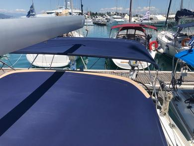 Rental sailboat Cyclades 393 in Corfu - Ionian Islands
