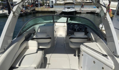 Hire motorboat Monterey 278 SS in Ibiza city - Ibiza (Balearic Islands)