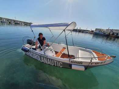Rental motorboat Baltic Sport 4ds - in Fuengirola - Malaga