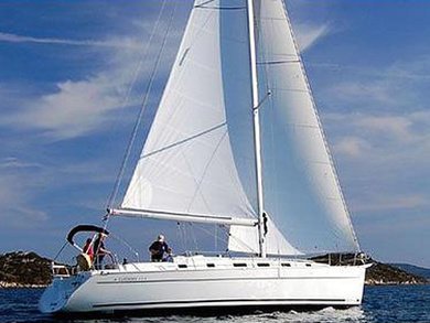 Rental sailboat Cyclades 43.4 in Palma de Mallorca - Majorca (Balearic Islands)