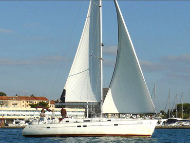 Rental sailboat Oceanis 411-4 in Palma de Mallorca - Majorca (Balearic Islands)