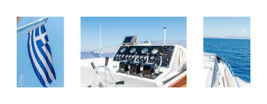 Charter motorboat VERCIL CRAFT 26 in Piraeus - Attica