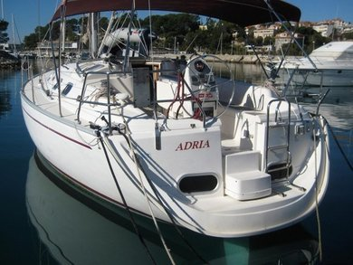 Hire sailboat Gib Sea 37 in Trogir - Split
