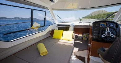 Hire motorboat Jeanneau Merry Fisher 795 in Trogir - Split