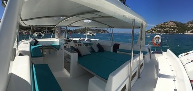 Hire catamaran Voyage DC45 in Andratx - Majorca (Balearic Islands)