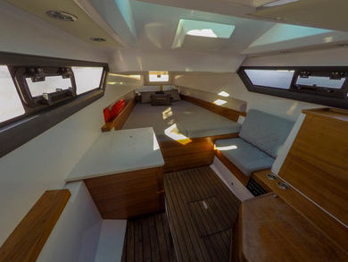 Charter motorboat Axopar 37 in Port de Alcudia - Majorca (Balearic Islands)