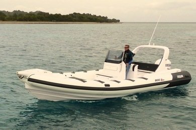 Hire motorboat Selva 800 in Port de Alcudia - Majorca (Balearic Islands)