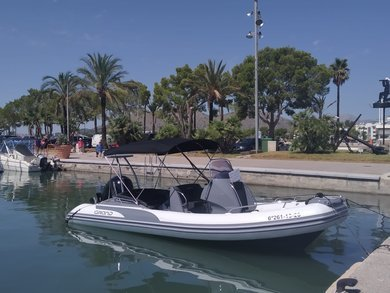 Hire motorboat Grand 650G in Port de Alcudia - Majorca (Balearic Islands)