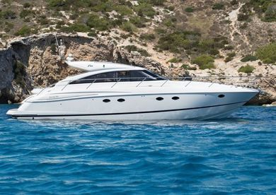 Rental luxury yacht Princess V53 in Ibiza city - Ibiza (Balearic Islands)