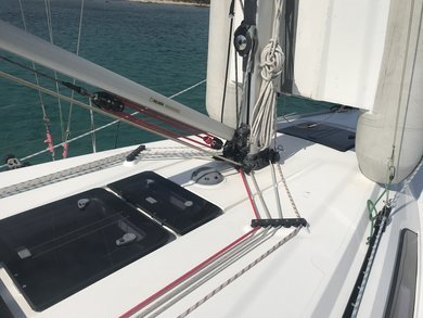 Hire sailboat Sun Odyssey 49i in St. George city - St George