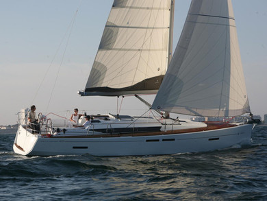Rental sailboat Sun Odyssey 409 in Rhodes - Dodecanese Islands