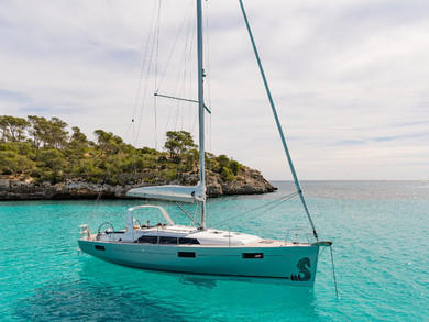 Hire sailboat Oceanis 41.1 in Kos - Dodecanese Islands