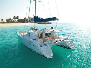 Charter sailboat Lagoon 440 in Kos - Dodecanese Islands