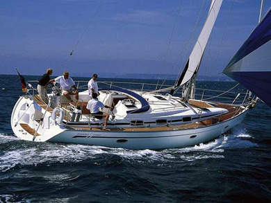 Charter sailboat Bavaria 42 Cruiser in Paros - Cyclades Islands