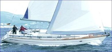 Rental sailboat Bavaria Vision 42 in Bormes-les-Mimosas - Var
