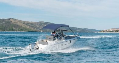 Hire motorboat Sessa - Key Largo 20 in Trogir - Split