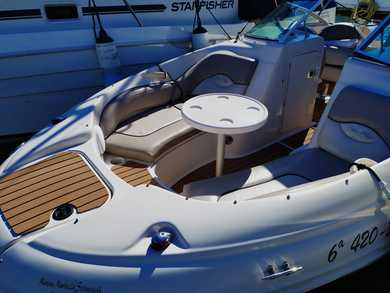 Charter motorboat Sea Ray Sundeck in Fuengirola - Malaga