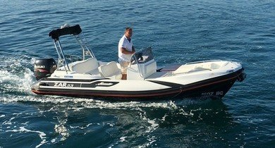 Rental motorboat Zar 53 in Port de Pollensa - Majorca (Balearic Islands)