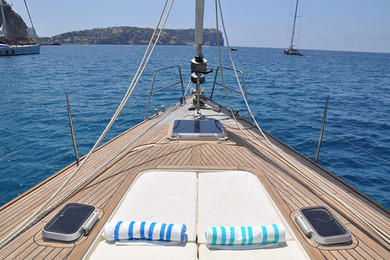 Rental sailboat ACUBENS 65 in Olbia city - Olbia-Tempio (Sardinia)