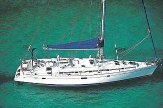 Hire sailboat Beneteau 50-5 in Palmeira - Sal