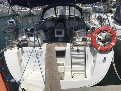 Charter sailboat Oceanis 43-3 in Las Galletas - Tenerife (Canary Islands)