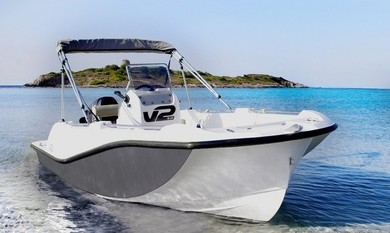 Hire motorboat V2 Sargantana in Port de Pollensa - Majorca (Balearic Islands)
