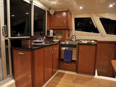 Rental catamaran Sunsail 444 in St. George city - St George