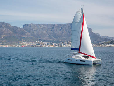 Hire catamaran Sunsail 404 in St. George city - St George