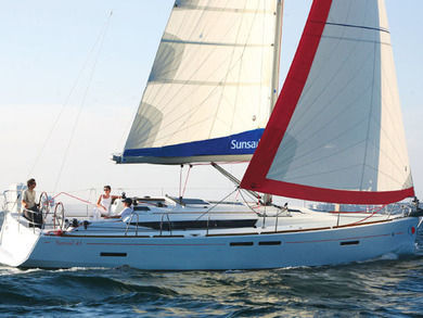Hire sailboat Sunsail 41 in Road Town - Tortola