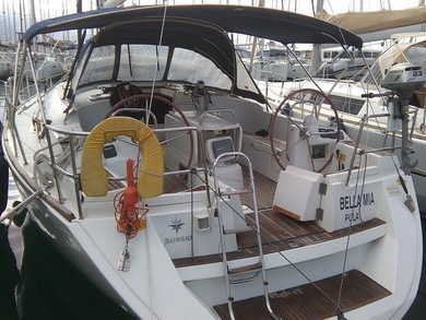 Hire sailboat Sun Odyssey 44i in Sao Vicente city - Sao Vicente