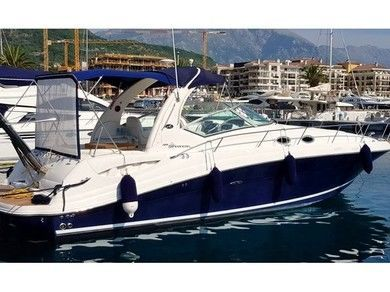 Charter motorboat Sea Ray 375 in Tivat city - Tivat
