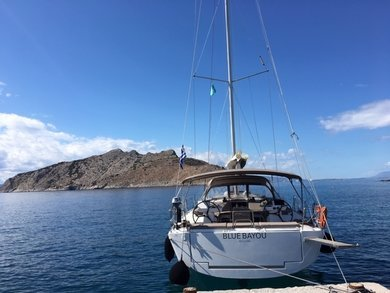 Rental sailboat Dufour 520 Grand Large in Mykonos - Cyclades Islands