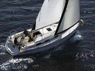 Charter sailboat Bavaria 30 Cruiser in Lidingo - Stockholm
