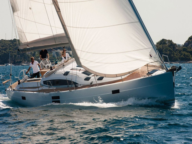 Charter sailboat Elan Impression 50 in Primosten - Sibenik