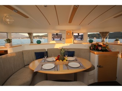 Charter catamaran Lagoon 380 in Tivat city - Tivat