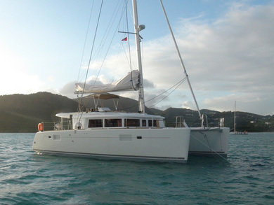 Charter catamaran Lagoon 450 in Tivat city - Tivat