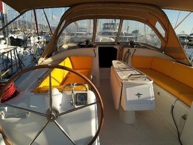 Hire sailboat Benetau Cyclades 43,4 in Pireaus - Attica