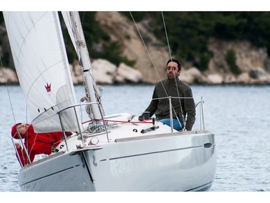 Charter sailboat Beneteau First 21.7 in Split city - Split