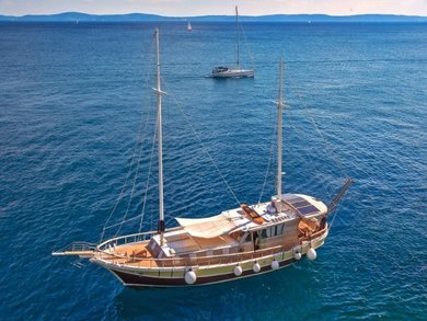 Charter gulet Gulet in Split city - Split